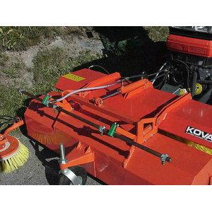 Spraying Unit, copper, for collector box/brush 1500 mm, KOVA