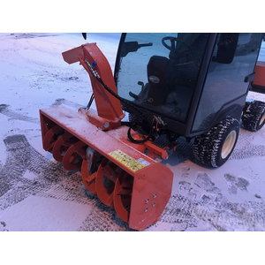 Sniego valytuvas KOVA L1350 F, F3060-F3890