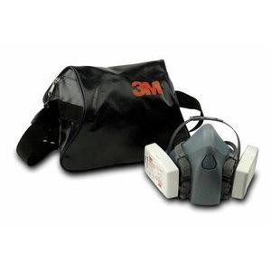 Pusmasku uzglabāšanas/transportēšanas soma 7000108590, 3M