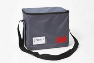 Full face mask carry bag 107 grey GR200139891, 3M