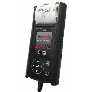 Battery tester T12 for 12/24, Lemania