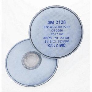 Respiratora filtrs P2 2128, 3M