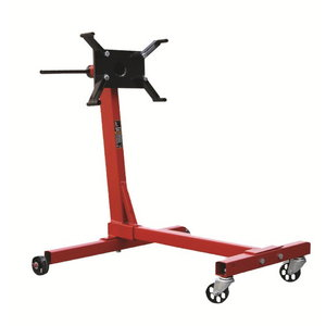 Mootoripukk 680 kg, ratastel, kokkupandav BIG RED, Torin Big Red