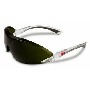 2845 Apsauginiai akiniai AS-AF, PC užtamsinimas 5.0, 3M