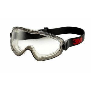 Apsauginiai akiniai 2891, polikarbonatas, Scotchguard 710014 7100146291, 3M
