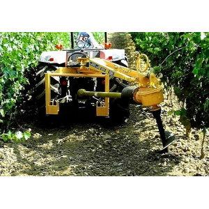 Žemės grąžtas Selvatici T34 (su hidrauliniu pasukimu), Macchine Selvatici Agricole