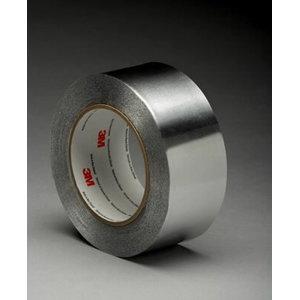 Aliuminio folijos juosta 25mm x55m 425 3M, 3M