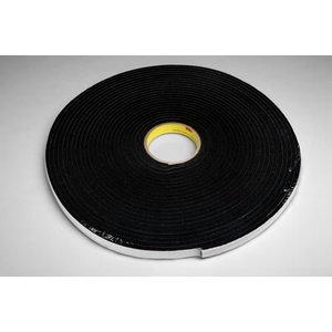 Scotchfoam 4504 juosta juoda 12mm x16.5m, 3M