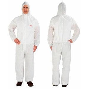 Aizsargtērps 4515, Protection 5/6, balts, 3M