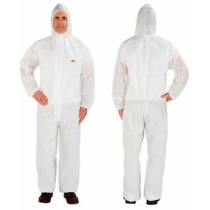 protective coverall 4515, Protection 5/6, White, 3M