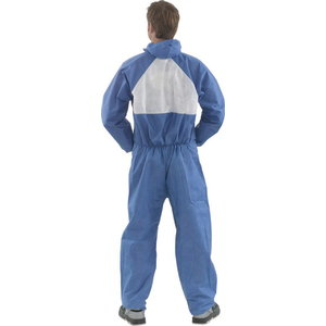 Protective coverall blue (breathable) T4532+ L, 3M