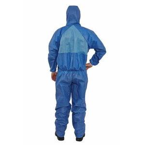 Kostiumas apsauginis, tipas 5/6, mėlynas, T4532+ S, 3M