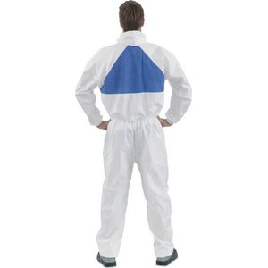 Protective overall, white XXL, 3M