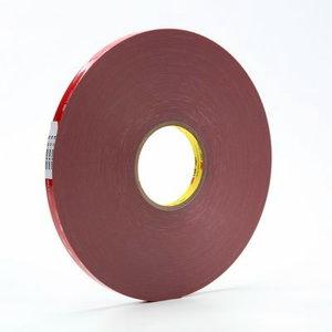 VHB 4611F akrilinė dvipusė juosta 19mm x33m pilka, 3M