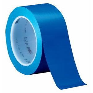 Izolācijas lente  471, zila, 50mm x 33m, 3M