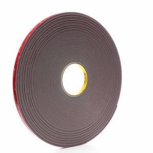 VHB 4991F akrilinė dvipusė juosta 19mm x16,5m pilka, 3M