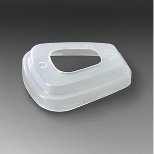 Tolmufiltrite adapter 5000 seeria filtritele., 3M