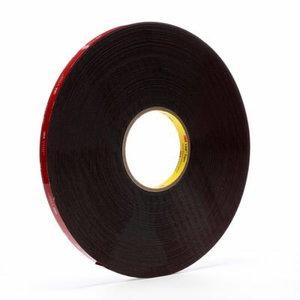 VHB 5952F akrilinė dvipusė juosta 12mm x 33m pilka, 3M