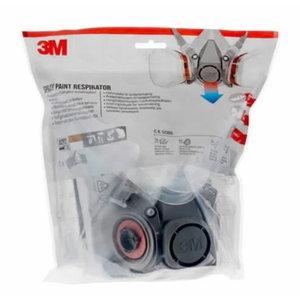 Halfmask 6002 kit, 3M