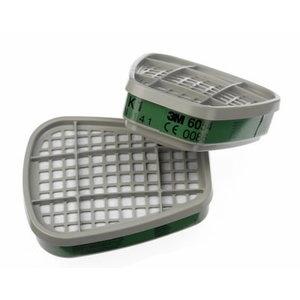 Ammonium gas filter K1, pair GT500084055, 3M