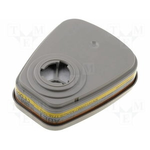 Organinių garų,neorganinių garų ir rūgščių dujų filtras ABE1, , 3M