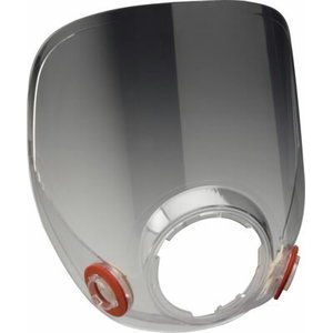 Protective glass for 3M 6800-seires fullmask 70070890168, 3M