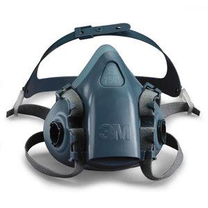 Halfmask 7501 (S), , 3M