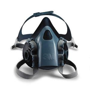 Poolmask 7503, silikoonist, XA007709349 L L, , 3M