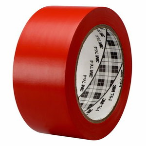 3M 764I vinil tape red 50mm x33m, 3M