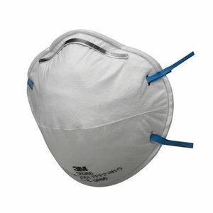 Respiratorius FFP2 (be vožtuvo)