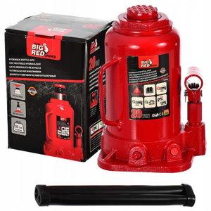 Hidraulinis domkratas  20T, 217-407 mm BIG RED, Torin Big Red