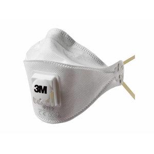 Respiraator klapiga, Aura, 3M