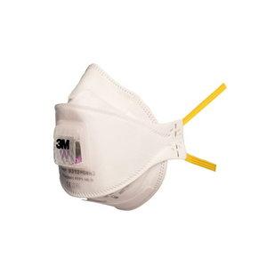 Naujasis Aura FFP1S dalelių respiratorius Aura G3 FFP1, 3M