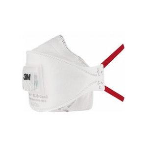 Naujieji  Aura FFP3S respiratoriai Aura G3 FFP3, 3M