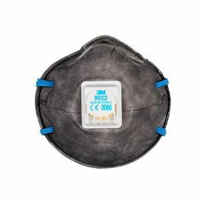 Respiraator, klapiga 9922 FFP2, 3M