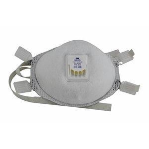 Respiratorius su vožtuvu FFP2 9925 suvirintojams, 3M
