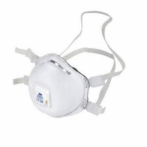респиратор FFP2S с клапаном и мягкой кольцевой прокладкой + озон, 3M