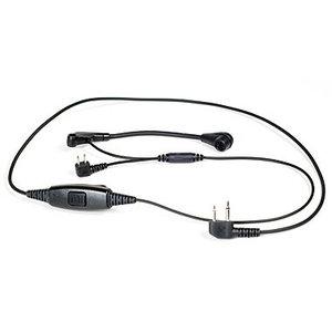 ™ PELTOR™ TAMT6  ühenduskaabel J22-koos PTT-ga 7000108141, 3M