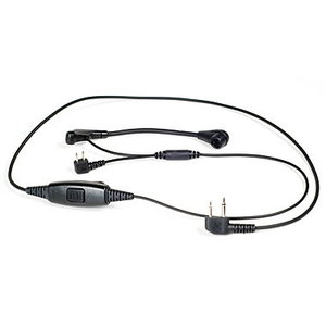 Hunting Cable with Microphone for Icom, etc with Micro PTT 7000108141, 3M
