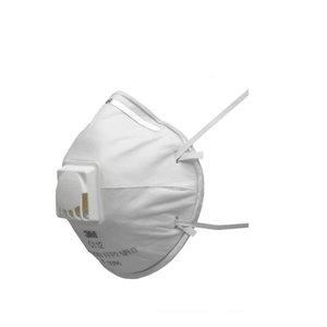 Tolmurespiraator klapiga C112 FFP2 NRD, 3M