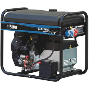 Strāvas ģenerators TECHNIC 15000 TA AVR C5, SDMO