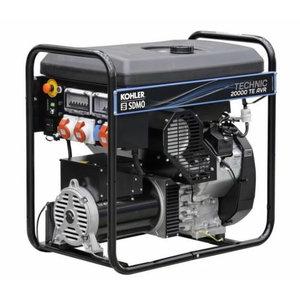 Strāvas ģenerators TECHNIC 20000 TE AVR C, SDMO