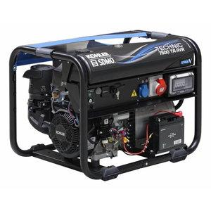 Strāvas ģenerators TECHNIC 7500 TA AVR C5, SDMO