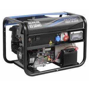 Strāvas ģenerators TECHNIC 7500 TE AVR C5