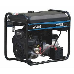 Strāvas ģenerators TECHNIC 10000 A AVR C5