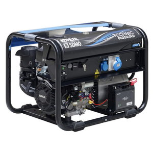 Generatorius TECHNIC 6500 A AVR C5, SDMO