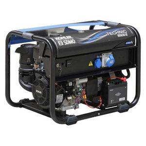 Strāvas ģenerators TECHNIC 6500 E AVR 1-fāzes