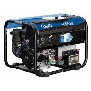 Generatorius TECHNIC 6500 E  XLC Modys + Verso 50M 40A, SDMO