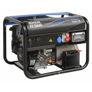 Ģenerators TECHNIC 7500, SDMO