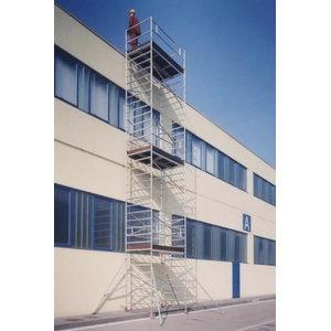 Mobile tower 4,92m TEMPO TECH L, Svelt